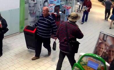 Deduško z Bratislavy ukradol klimatizáciu tak, že ju odpojil rovno v predajni. Zrejme mu bolo vo vysokých teplotách teplo