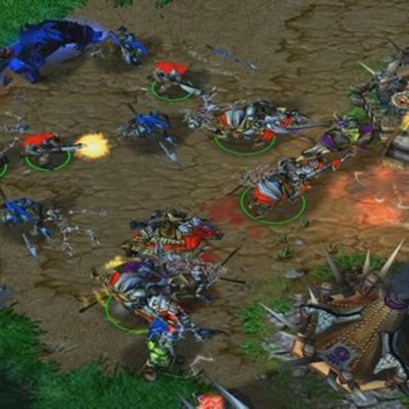 Ktorým cheatom si vo Warcrafte 3 získal God Mode?