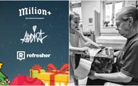 Děkujeme! Společně jsme pomohli seniorům, aby měli hezčí Vánoce