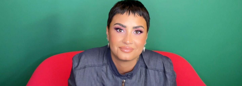 """Demi Lovato hovoria, že si ich rodina na oslovovanie """"oni"""" zvykla. Kamaráti im však vraj môžu stále hovoriť št*tka"""