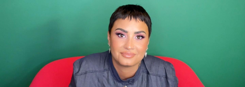 """Demi Lovato neprekáža, ak im omylom povieme """"ona"""". Hlavné je, aby sme sa snažili prijať ich zmenu"""