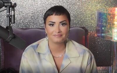 """Demi Lovato sú nonbinárna osoba, oznámili na Instagrame. Chcú byť oslovovaní ako """"oni"""""""