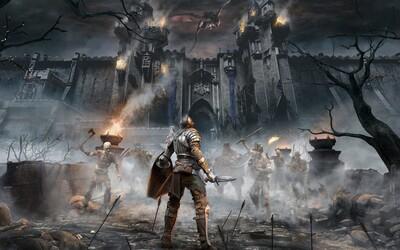 Demon's Souls je nejkrásnější hrou na PlayStation 5. Budeš v ní bojovat s draky, obry a obrovskými pavouky