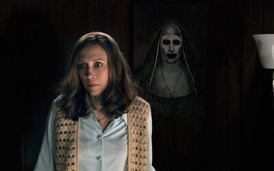 Démonická jeptiška z druhého dílu V zajetí démonů dostane vlastní spin-off. Známe jméno režiséra a producentů
