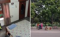 Deň človeka v jednom z najzelenších miest Indie. Minimalistický život, fascinujúce náboženstvá a žiadne mrakodrapy
