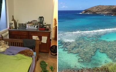 Den v ráji na Havaji? Život na kouzelných ostrovech obsahuje specifika, která však převýší krása