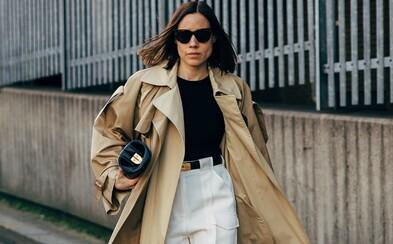 Denim, elegancia, ale taktiež návrat do minulosti. Aké sú aktuálne trendy dámskej módy?