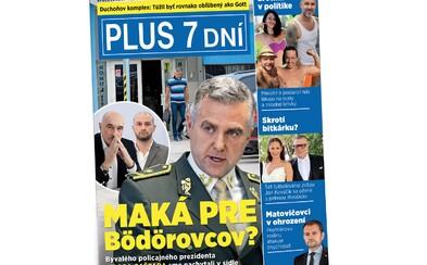 Denník Plus 7 dní odfotil bývalého policajného prezidenta v sídle bödörovcov: Som súkromná osoba, reagoval Gašpar