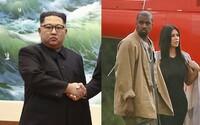 Dennis Rodman pozval Kanyeho do Severní Koreje. Byl by rád, kdyby byla návštěva inspirací pro další album