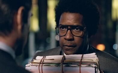 Denzel Washington a Colin Farrell si v thrilleri od autora skvelého Nightcrawlera zahrajú právnikov vo svete preťaženého súdneho systému