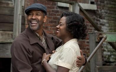Denzel Washington sa postaví rasovej diskriminácii a pokúsi sa zmeniť svoj život v dráme Fences