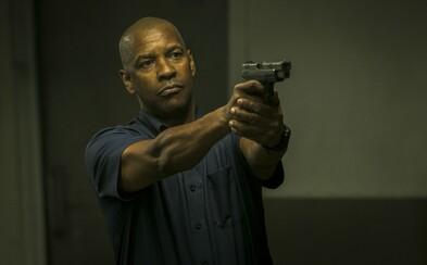 Denzel Washington se vrátí v roli drsného ochránce spravedlnosti. Sony chystá Equalizer 2