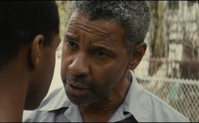 Denzel Washington si v traileri pre drámu Fences ide po tretieho Oscara
