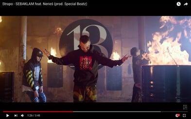 Depresívna skladba od Strapa a Nerieš dostáva temný videoklip
