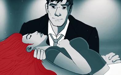 Depresívne ladená upútavka k slovenskej komiksovke Parralel potvrdzuje, že snímka bude určená skôr pre dospelé publikum