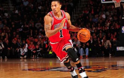 Derrick Rose s krátkym filmom all in for Chicago
