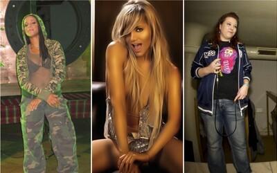 Desať zástupkýň nežnejšieho pohlavia pôsobiacich pred rokom 2010, bez ktorých by dnes nebol ženský rap na Slovensku