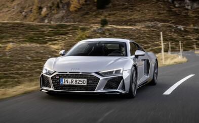 Desaťvalcový superšport od Audi vstupuje na trh so zadným pohonom. Driftéri si prídu na svoje!