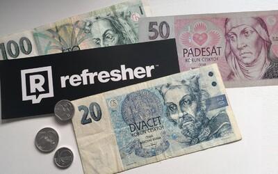 Desetníky, padesátníky nebo papírové dvacetikoruny – české bankovky a mince, které už nejsou v oběhu. Vzpomeneš si na všechny?