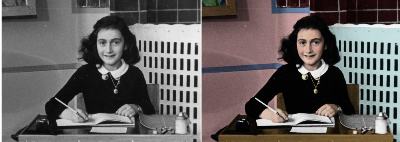 Desiatky Židov natlačených v jednej miestnosti. Kolorizované fotky holokaustu ti pripomenú najsmutnejšie obdobie našich dejín