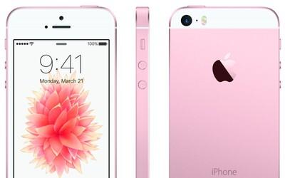 Design iPhonu 5s, vnitřek iPhonu 6s. Byl nápad s malým iPhonem SE skutečně tak geniální?