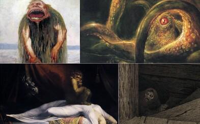 Desítka bájných tvorů ze skandinávské mytologie, kteří se tě pokusí utopit nebo tě budou dusit ve spánku