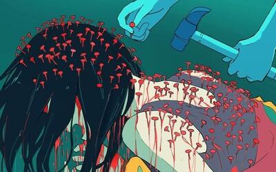 Desivo trefné ilustrácie poukazujú na to, kam speje naša spoločnosť. Neboja sa zneužívania, závislostí ani emócií