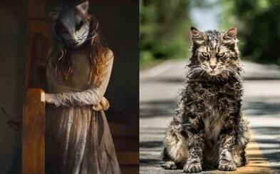 Děsivý trailer pro nový horor od Stephena Kinga odhaluje Řbitov zvířátek, kde ožívá vše mrtvé