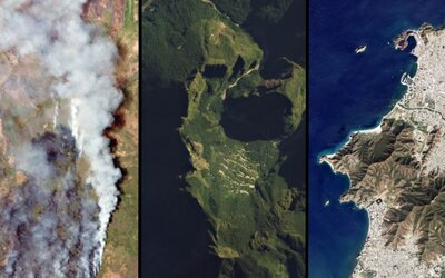 Detaily zemského povrchu od spoločnosti Planet posúvajú hranice vesmírnych technológií na vyššiu úroveň