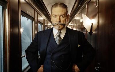 Detektív Hercule Poirot sa vráti v pokračovaní Vraždy v Orient Exprese. Už v roku 2019 by mal v kinách rozlúsknuť Smrť na Níle