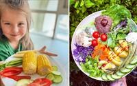Děti, které vyrůstají na veganské dietě, jsou slabší, menší a mohou mít problémy s kostmi
