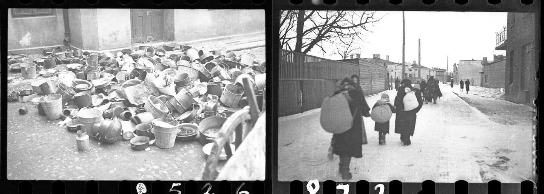 Deti odvážané do koncentračných táborov či umierajúci ľudia ležiaci na zemi. Fotky z obdobia holokaustu hrnú slzy do očí