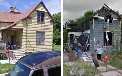 Detroitské ulice sa za posledné roky zmenili k nepoznaniu