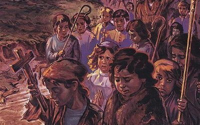 Detská križiacka výprava: Šialený fanatizmus, ktorý rozhodol o osude tisícok nevinných duší