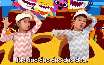 Detská pesnička Baby Shark sa stala najhranejším videom na YouTube, porazila aj Despacito