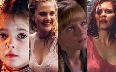 Dětské herecké hvězdy, jejichž kariéra vyhasla, ale přesto se dokázaly vrátit zpátky na výsluní