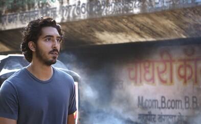 Dev Patel hľadá svoju rodinu cez Google Earth. Podarí sa mu vrátiť sa domov a spôsobiť divákom zimomriavky? (Recenzia)