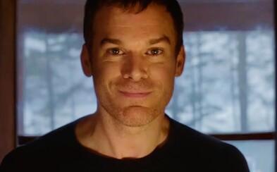 Dexter sa raduje z novej obete, ktorú pripútal k stolu. Milovaný sériový vrah je späť