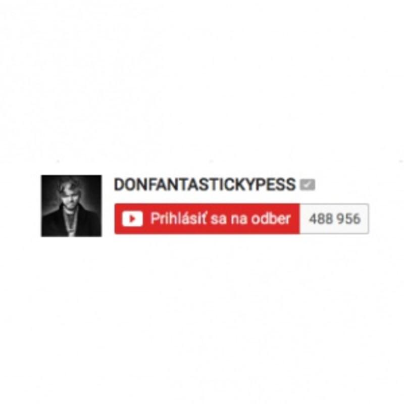Ktorý videoklip na Rytmusovom kanáli DONFANTASTICKYPESS má najväčší počet views?