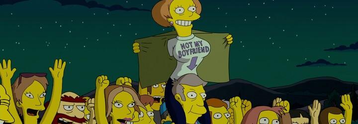 Dočkáme se druhého filmu ze světa Simpsonových po jubilejní 30. sérii?