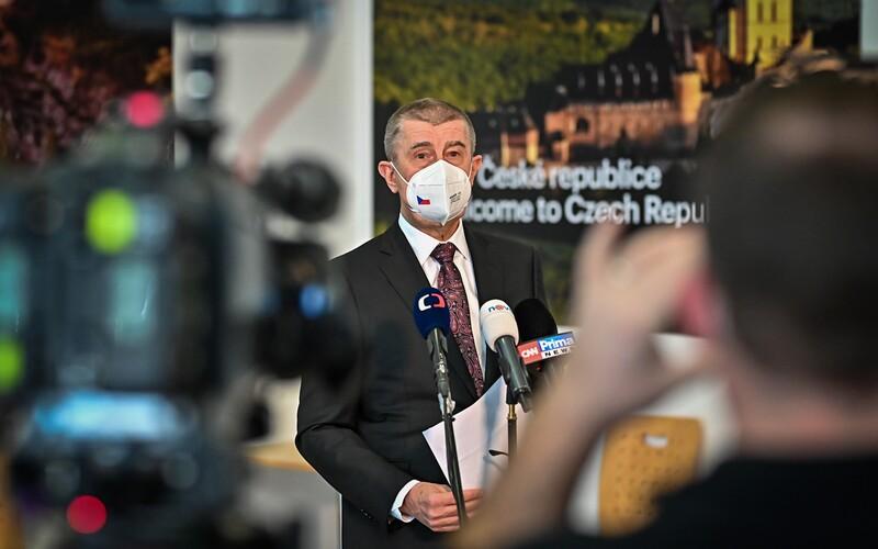 Babiš: Česko chce vymáhat miliardu za škody způsobené útokem na Vrbětice.