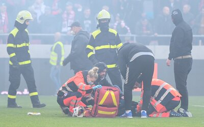 Polícia bude vymáhať od Spartaku Trnava desaťtisíce eur za zásah počas derby so Slovanom.