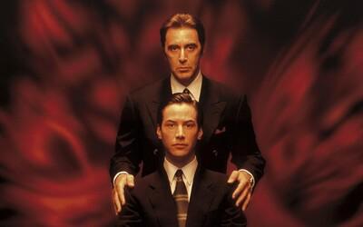 Diablov advokát je strhujúcim thrillerom s nezabudnuteľným hereckým koncertom Al Pacina v úlohe Lucifera
