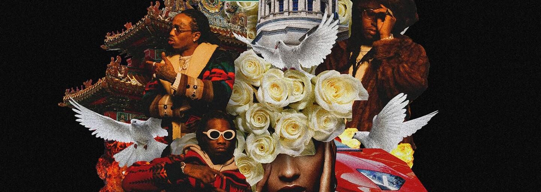 Diamanty, zlato a divoká vintage móda rapového zoskupenia Migos