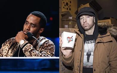 Diddy už začal riešiť situáciu po tom, čo ho Eminem obvinil, že nechal zabiť Tupaca