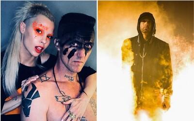 Die Antwoord tvrdia, že Eminem rapoval lepšie, keď bol závislý na drogách