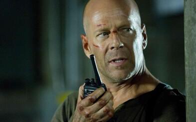 Die Hard 6 skutočne vznikne. Mladého Johna McClana vyberie sám Bruce Willis, ktorý si vo filme aj zahrá