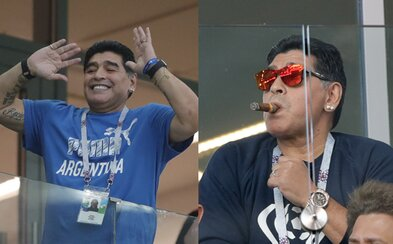 Diego Maradona sa ponúkol, že bude opäť trénovať Argentínu a ešte aj zadarmo. Legenda chce svojej krajine po fiasku pomôcť