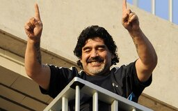 Diego Maradona zemřel