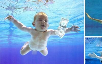 Dieťa z coveru albumu Nevermind od Nirvany sa po 25 rokoch opäť odfotilo v bazéne. S akým výsledkom?
